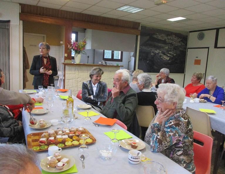 Read more about the article Lourdes : Goûter des Fêtes des mères et des pères de l'association de la Serre de Sarsan