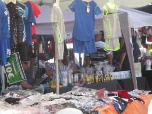 Lourdes : le Grand déballage des commerçants et du marché artisanal s'est tenu sous un soleil de plomb