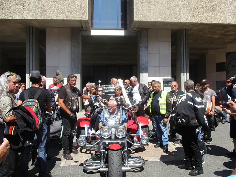 Lourdes : le 29ème  Pèlerinage des motards a battu tous les records !