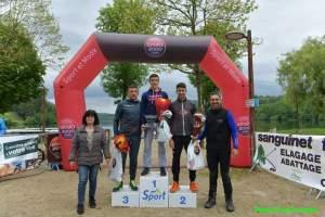 Lourdes : les Résultats du 1er cross Triathlon du 25 mai