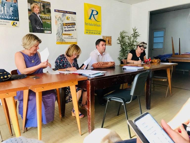 Read more about the article Communiqué de Presse de la Fédération Départementale des Hautes-Pyrénées du  Parti Radical de Gauche