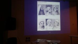 Read more about the article Lourdes : beau succès pour la conférence sur les «75 portraits de Bernadette»