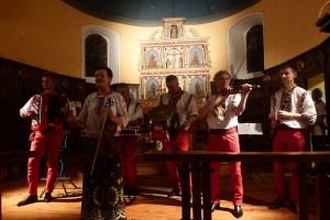 Batsurguère : Véritable coup de cœur du public pour le Concert ukrainien à Ségus