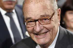 Jacques Chirac est mort !