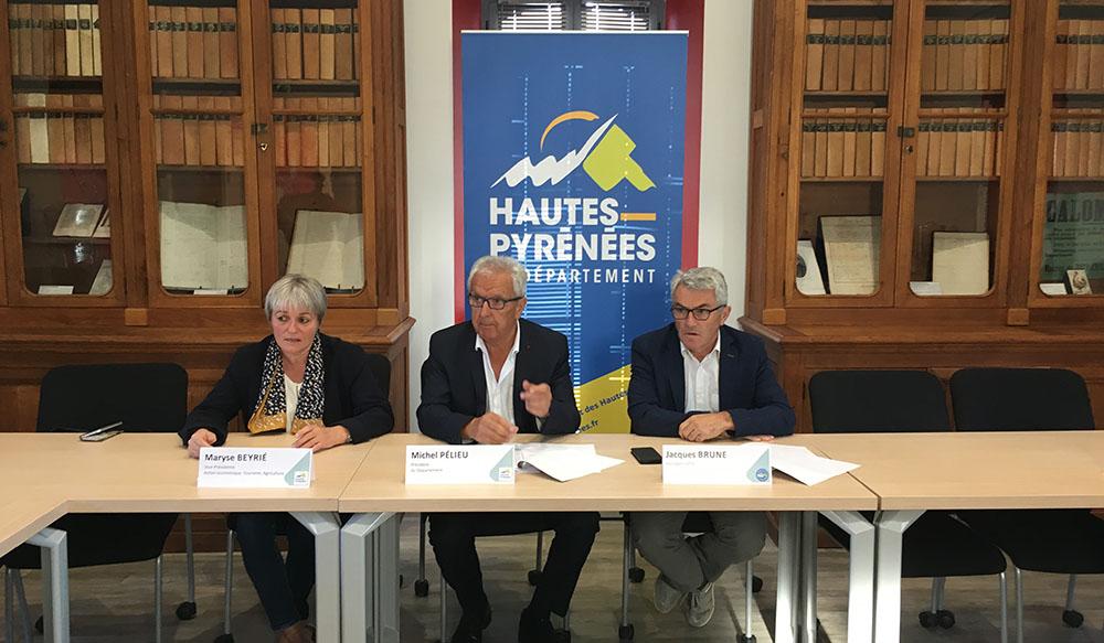 Tourisme dans les Hautes-Pyrénées :  Les bonnes nouvelles de la saison d'été 2019