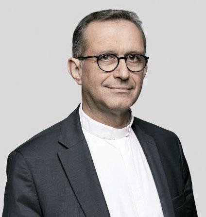 Lourdes : Mgr Olivier Ribadeau Dumas est nommé Recteur du Sanctuaire Notre-Dame de Lourdes