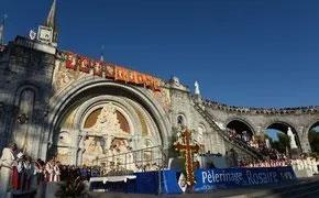 Lourdes : 22 000 pèlerins sont attendus au Rosaire !