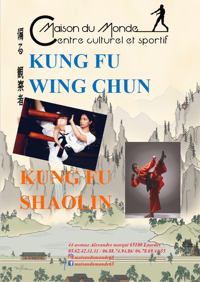 Lourdes : nouveau cours d'art martiaux – Kung Fu à la Maison du monde