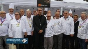 Lourdes : plein succès pour  les ateliers  gastronomiques et village gourmand au centre-ville en présence des chefs du 1er Pèlerinage des métiers culinaires