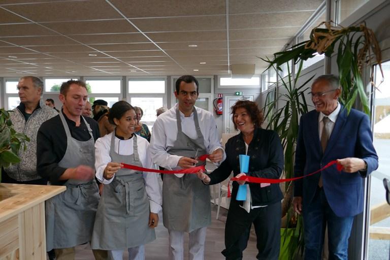 Read more about the article Bordères sur l'Echez : Inauguration du restaurant de l'ADAPEI «Les trois soleils»