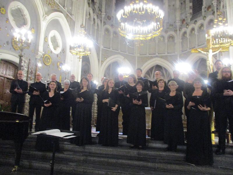 Lourdes : Magnifique concert organisé par «Le Toit du chœur»