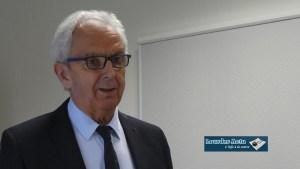 Courrier de Michel Pélieu Président du Conseil départemental au Président de la République
