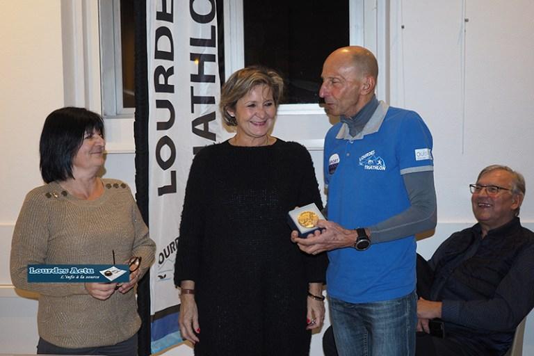 Read more about the article Lourdes : Yves Tabaran reçoit la Médaille d'honneur de la Ville