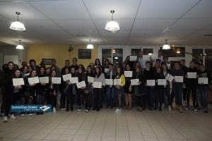 Lourdes : Cérémonie  de remise des diplômes du BAC au Lycée de Sarsan