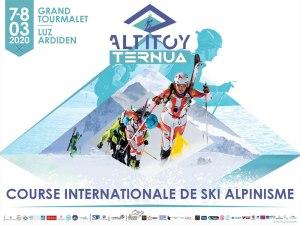 """Barèges : """"ALTITOY TERNUA""""  Compétition internationale de ski-alpinisme les 7 et 8 mars"""