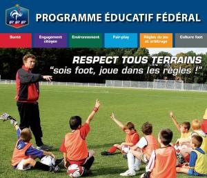 Read more about the article Actions éducatives au Football Club Lourdais XI