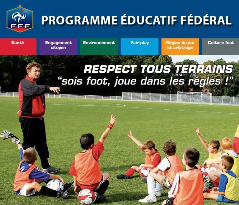 Actions éducatives au Football Club Lourdais XI