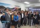 """Thierry Lavit, tête de liste de """"Lourdes, plus qu'une ville"""" a présenté sa liste."""