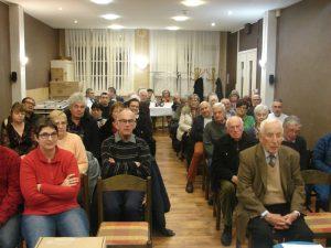 Lourdes : Belle Assemblée générale du Souvenir Français