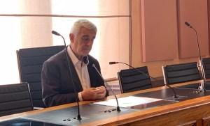 Tarbes : Conférence de presse tenue ce jour par Gérard Trémège sur le Coronavirus