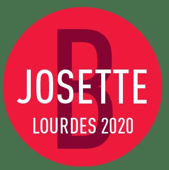 """Remerciement de Josette Bourdeu et de la liste """"Lourdes courageuse"""""""