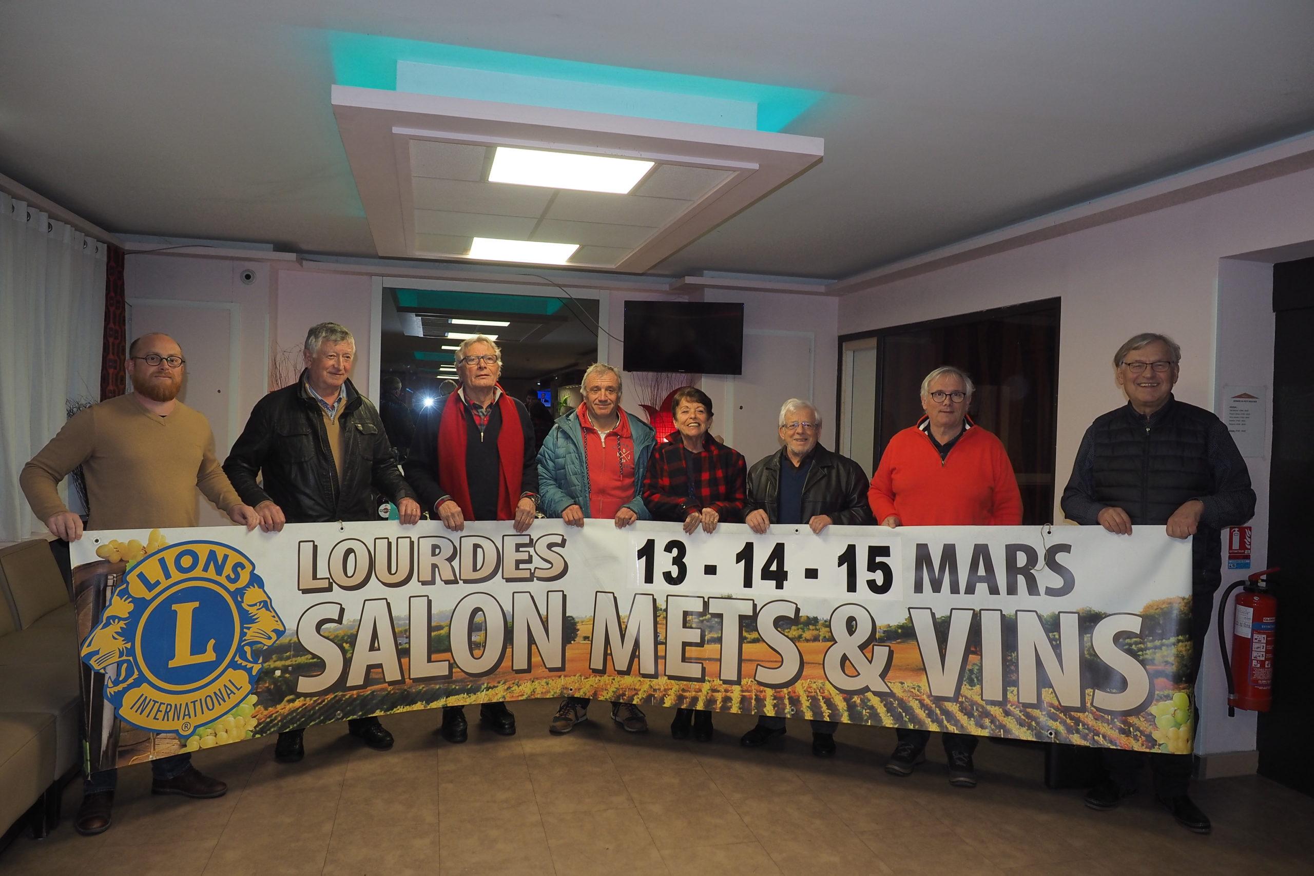 "Lourdes : Annulation du  Salon ""METS ET VINS"""