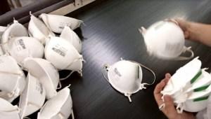 Le Conseil Départemental vient de livrer un millier de masques FFP2 aux cinq centres COVID-19