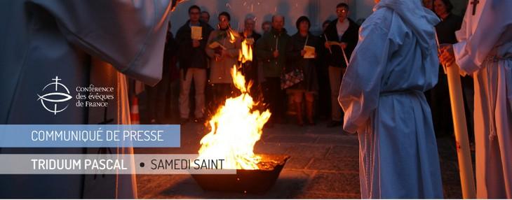 Read more about the article Les actualités de la Semaine sainte sur eglise.catholique.fr pour le Samedi saint