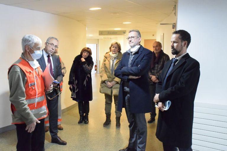 Lourdes : Mise en place d'un Centre d'Hébergement Spécifique à l'Accueil Notre Dame du Sanctuaire