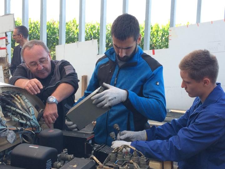 Maintenance de systèmes aéronautiques - Pôle Formation Adour