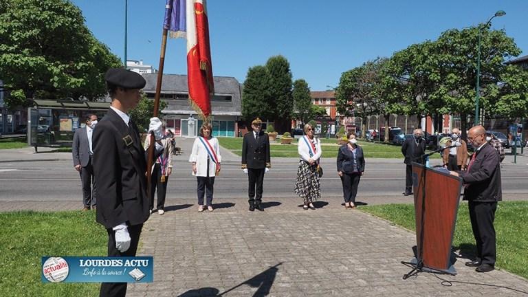 Lourdes : Journée nationale de la Résistance