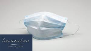 Lourdes : Communiqué de la Municipalité à propos de la distribution de masques solidaires aux aînés