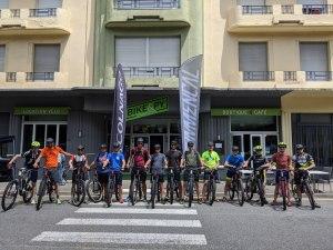 Read more about the article Lourdes : Bike and Py reçoit le premier groupe de la saison