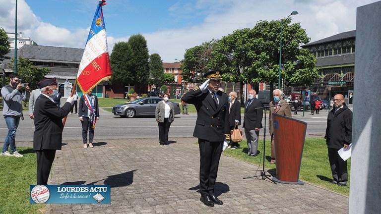 Lourdes : Journée nationale d'hommage aux « morts pour la France » en Indochine