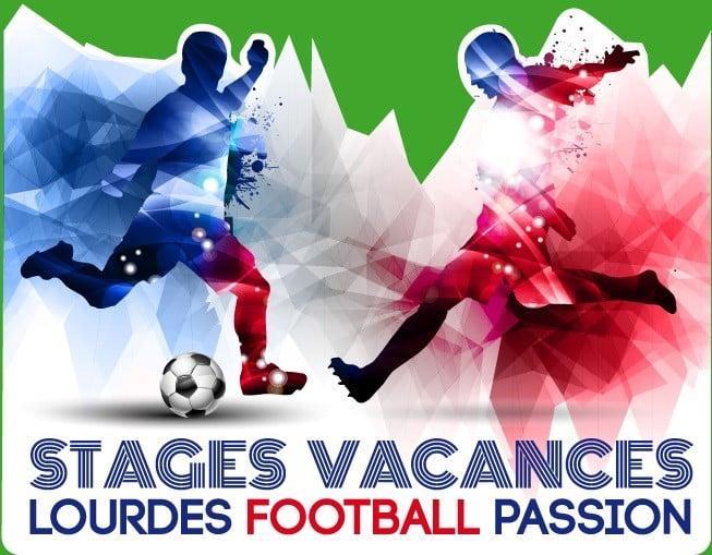 «Les stages Lourdes Football Passion : Vacances d'été»