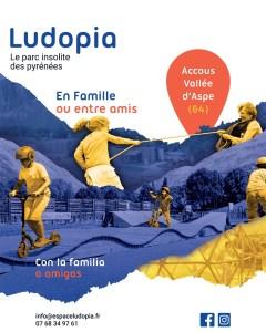 Read more about the article Réouverture LUDOPIA – Accous – Vallée d'Aspe