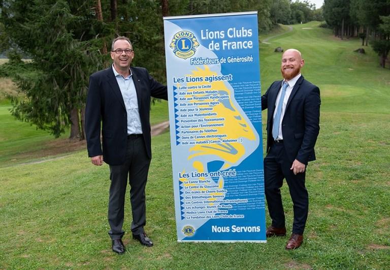 Read more about the article Jean Marc CRANCE nouveau président du Lions Club de Lourdes