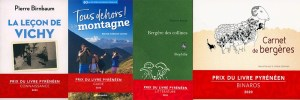 Les différents Prix du Livre Pyrénéen 2020 ont été attribués et notamment à Pierre Birnbaum né à Lourdes en juillet 1940