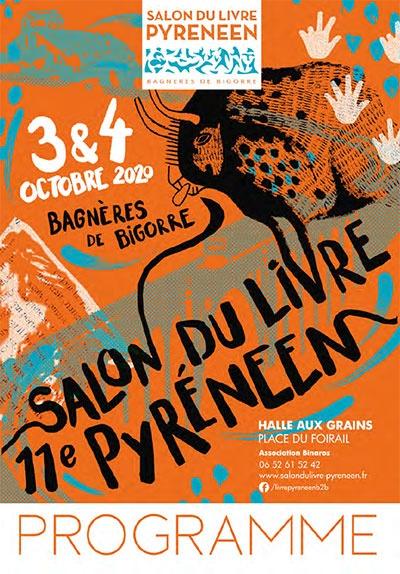 Bagnères-de-Bigorre :11ème Salon du Livre Pyrénéen 3-4 octobre 2020, programme maintenu mais absence d'exposants