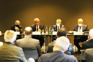 Saint-Lary-Soulan : Assemblée générale constitutive du nouveau Groupement Européen de Coopération Territoriale (GECT)