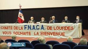 Lourdes : Assemblée générale de la FNACA…une absence remarquée !