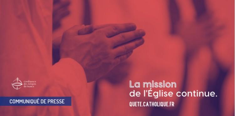 Depuis mardi 3 novembre, les catholiques ne peuvent plus se rendre à la messe : Réouverture de la plateforme quete.catholique.fr