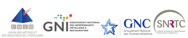 L'UMIH, le GNI, le GNC et le SNRTC créent « HCR Multirisques », l'assurance recommandée pour le secteur Hôtels – Cafés – Restaurants