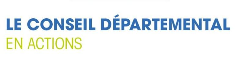 Read more about the article Conseil Départemental en Actions : 1ère partie de la Commission permanente du 18 décembre