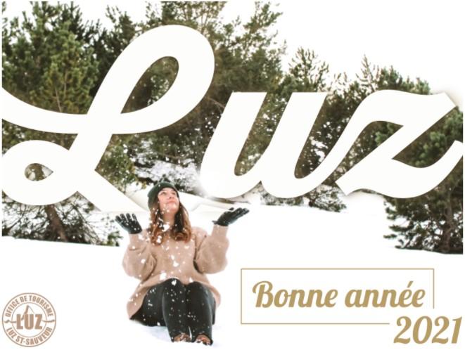 Luz Saint Sauveur 2021 s'invite en blanc !