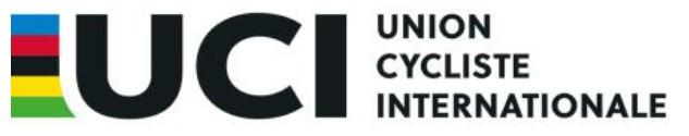 L'Union Cycliste Internationale UCI et la Fédération Française de Cyclisme FFCU C I annoncent une bonne nouvelle pour Lourdes en 2022