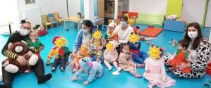 Argelès-Gazost : Carnaval au Relais des Assistantes Maternelles