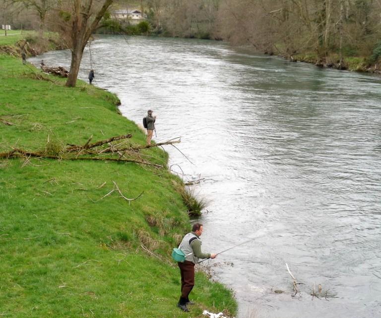 Read more about the article Le Samedi 13 Mars c'est l'ouverture de la pêche !