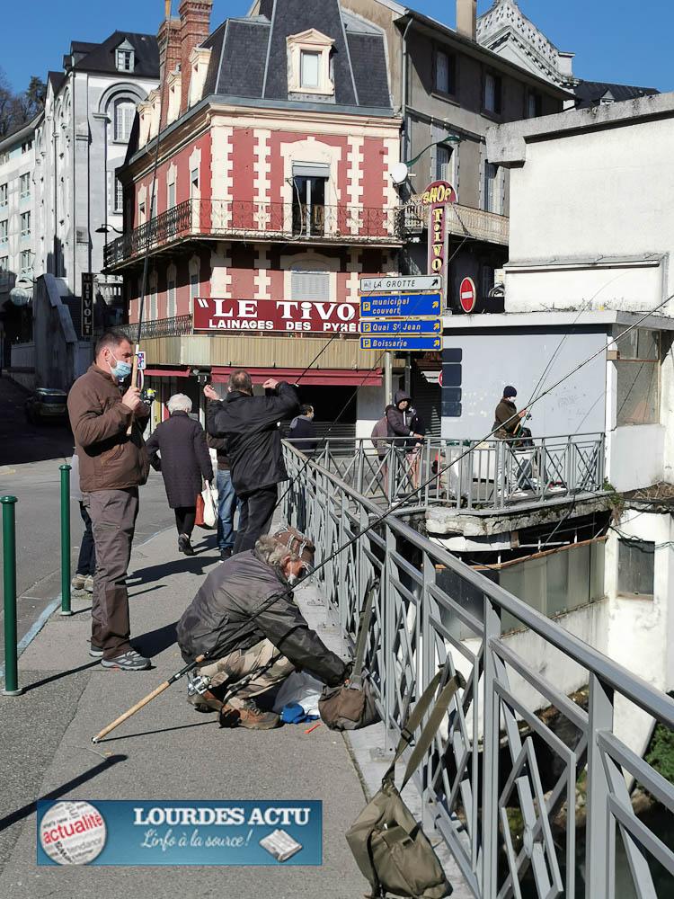Read more about the article Lourdes : l'Ouverture de la pêche s'est faite sous un beau soleil printanier
