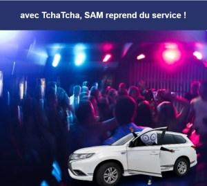 Pour la réouverture des bars le 19 mai l'application de covoiturage de soirée sécurisée et gratuite «TCHATCHA» est prête !